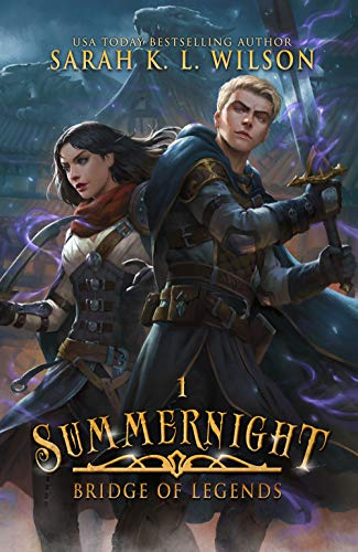 <i>Summernight</i> by Sarah K.L. Wilson