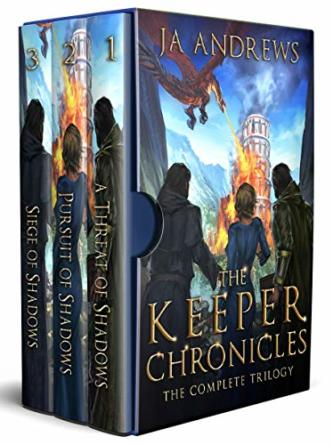 <i>The Keeper Chronicles</i> by J.A. Andrews