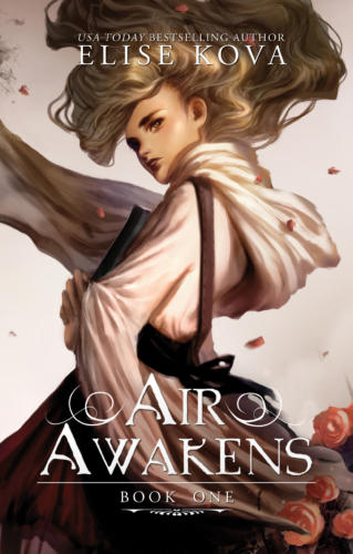 Air Awakens Cover Only 7-22