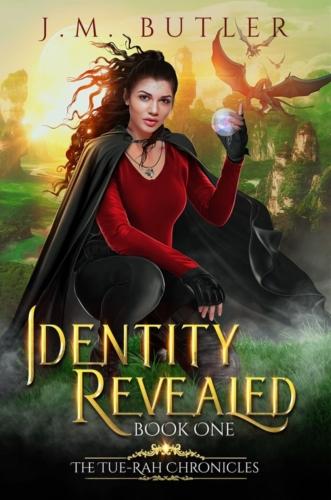Identity Revealed Alerim EBook Cover